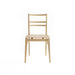 Gia' | Restaurant chairs | Crassevig