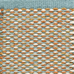 Trippel | Orange Turquoise 720 | Rugs | Kasthall