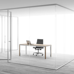 A65 | Wall partition systems | ALEA
