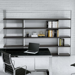 Liberie Archimede | Office shelving systems | ALEA