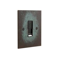 Verdigris USB socket | Prese multimediali | Forbes & Lomax