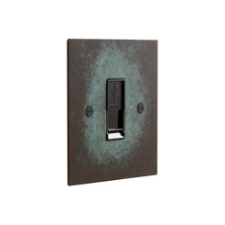Verdigris USB socket | Multimedia ports | Forbes & Lomax