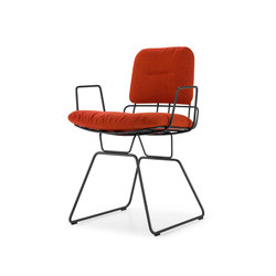 ALAMBRE | Restaurant chairs | Girsberger