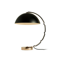 London Table Lamp, Black, Copper Arm | Illuminazione generale | Original BTC