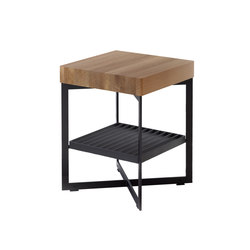 b Solitaire oak | Side tables | bulthaup