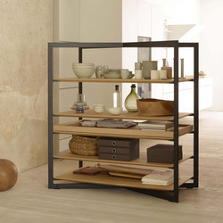b Solitaire shelf unit | Shelving | bulthaup