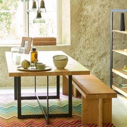 b Solitaire table | Tables de repas | bulthaup