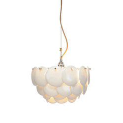 Pembridge Size 1 Pendant Light, Natural | Lampade sospensione | Original BTC