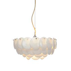 Pembridge Size 2 Pendant Light, Natural | Suspensions | Original BTC