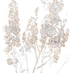 In Flower | Carta parati / tappezzeria | LONDONART