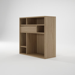 Circa17 CUPBOARD COMBO TYPE 1 | Credenze | Karpenter