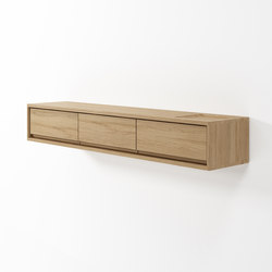 Circa17 HANGING CABINET WITH DRAWERS | Estantería | Karpenter