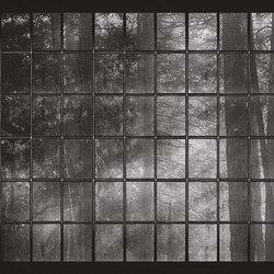 Fenêtre | Carta parati / tappezzeria | LONDONART