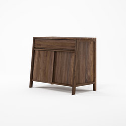 Circa17 SIDEBOARD WITH DRAWER AND 2 DOORS | Credenze | Karpenter