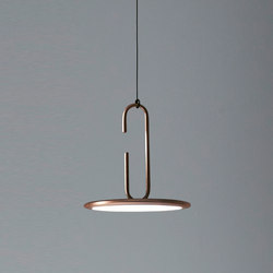 CLIP large pendant | Suspended lights | Penta