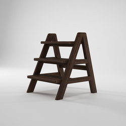 Circa17 STEP LADDER | Library ladders | Karpenter