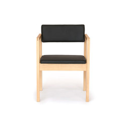 West Street Chair | Visitors chairs / Side chairs | Case Furniture