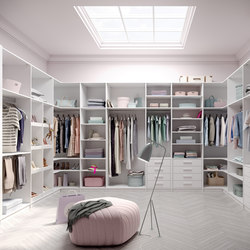Ecoline interior system Walk-in-closet | Walk-in wardrobes | raumplus