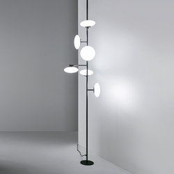 MAMI'  large floor - ceiling lamp | Free-standing lights | Penta