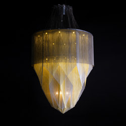 Crystal Mandala - 1000 S | Suspended lights | Willowlamp