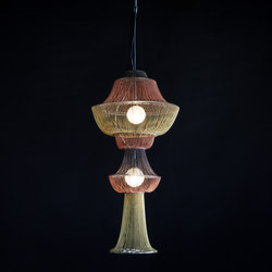 Moroccan Vases - 1 | Suspended lights | Willowlamp