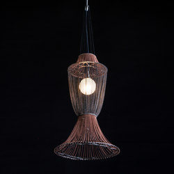 Moroccan Vases - 3 | Suspended lights | Willowlamp