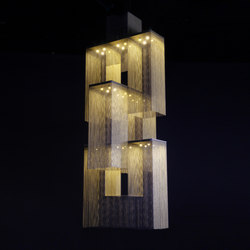 The Link - 700 S | Suspended lights | Willowlamp