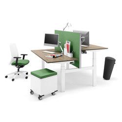 Winea Startup | Desking systems | WINI Büromöbel