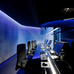 Wallcovering Office | Metall Gewebe | Kriskadecor