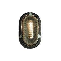 Oval Aluminium Bulkhead for GLS Painted Black | Illuminazione generale | Original BTC