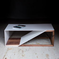 Cortado Steel | Coffee tables | Harkavy Furniture