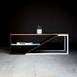 Cortado Walnut | Tavolini salotto | Harkavy Furniture
