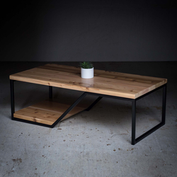 Doppio Cedar | Coffee tables | Harkavy Furniture