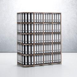 Classic shelf-system | Sistemas de estanterías | mocoba