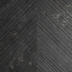 Chevron | Pietra d´Avola | Natural stone panels | Salvatori