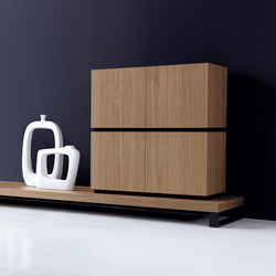 New Loop cabinet on platform | Sideboards | IVM