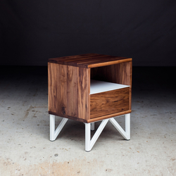 Truss Side Table | Mesillas de noche | Harkavy Furniture