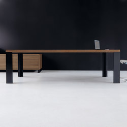 NEW LOOP meeting table | Objekttische | IVM