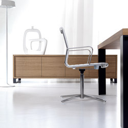 New Loop  rear desk units | Sideboards / Kommoden | IVM