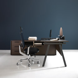 Stilo desk | Escritorios individuales | IVM