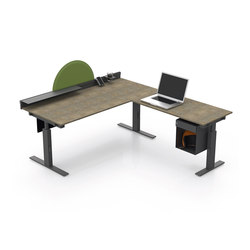 TABULA desk one click | Table dividers | IVM