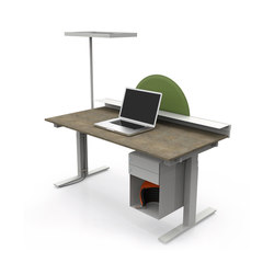 Tabula desk electric | Escritorios individuales | IVM
