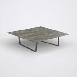 Dritto Coffee Table 90 x 90 cm | Mesas de centro | Salvatori