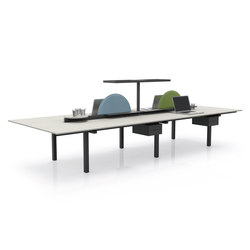 Tabula bench fixed | Tischsysteme | IVM