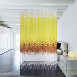 Collection Lime Hippy Colorini | Metal meshes | Kriskadecor