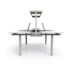 Tabula bench fixed | Desking systems | IVM
