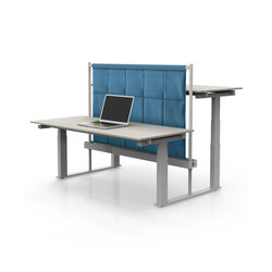 Tabula desk electric | Desking systems | IVM