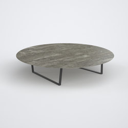 Dritto Coffee Table Ø 120 cm | Mesas de centro | Salvatori