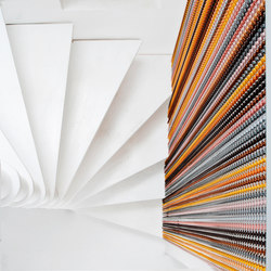 Collection Stripes | Mailles en métal | Kriskadecor