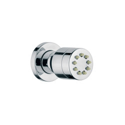 Contemporary | Adjustable side shower | Shower controls | rvb